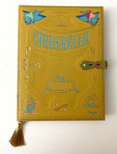 Disney Parks Cinderella Storybook Style Journal Blank Book