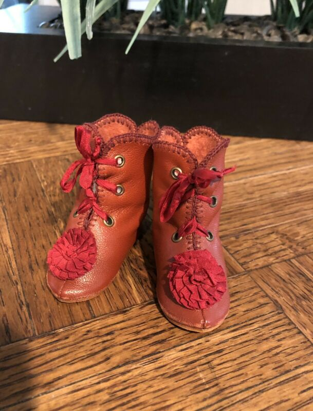 Good Quality repro Doll Shoes. Look Like The   Antique Ones