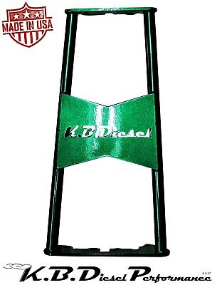 Green KBDP ZF6 Transmission Brace 2001-2006 Chevy GMC 6.6l Duramax LB7 LLY LBZ