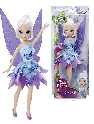 Pixie Girl Presents (Disney fairy Fashion doll fairies Periwinkle girls present toy pixie princess )