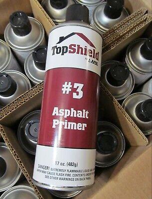 (24x APOC TOPSHIELD #3 ASPHALT ROOF PRIMER CONCRETE/ CEMENT DECKS GYPSUM/ MASONRY)