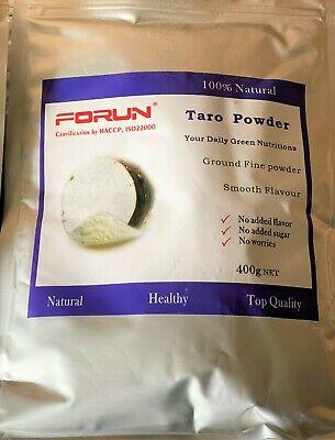 FORUN Pure Taro Powder  1.2KG-Free Fast Ship by AU POST