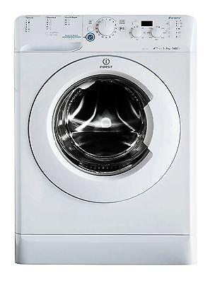 Indesit XWD 71252 7KG Free Standing 1200 Spin Washing Machine - White :Argos