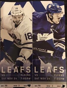 GREAT SEAT leaf tickets BEHIND THE BENCH