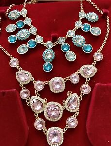 Gorgeous brand new Monet jewelry$35 each grab deal