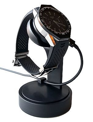 2nd Gen. TAG Heuer Connected Modular 45mm Smart Watch Stand for OEM Charger