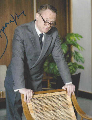 ACTOR JARED HARRIS SIGNED 'MAD MEN' LANE PRYCE 8X10 PHOTO D COA CHERNOBYL PROOF