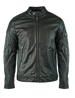 Diesel L-Monike 900 Leather Jacket