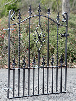 Wrought Iron Gate/Gates -TOP QUALITY-to fit 3ft 3