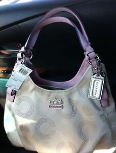 Authentic Coach Bag, Brand New, Never Used,