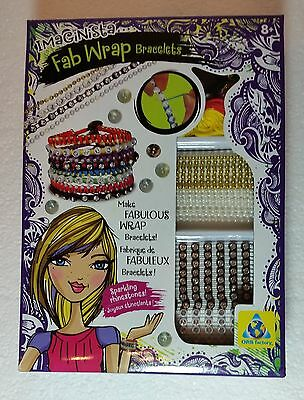 Imaginista FAB WRAP Bracelets - Craft Kit by Orb Factory ( 69186 ), New in Box