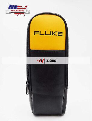 Fluke Soft Carrying Case Bag Use For Fluke Clamp Meter F902 902 Ship From Us
