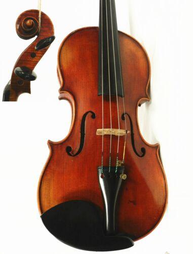 Old Vintage German 4/4 Size Violin, labeled -John Juzek Violin ,Ready to Play!