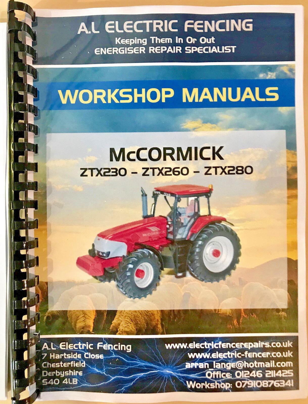 Massey 168 Workshop Manual Reprint 1856000m1 Tractor Manuals & Publications
