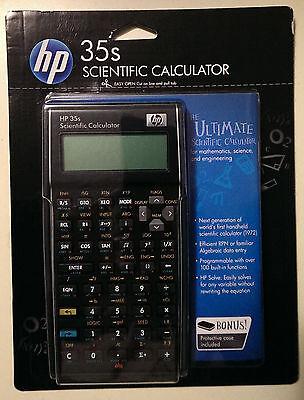 Hewlett Packard Hp 35S Rpn Scientific Calculator Hp35s