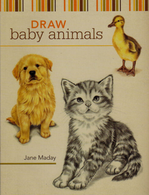 Draw Baby Animals. New Book