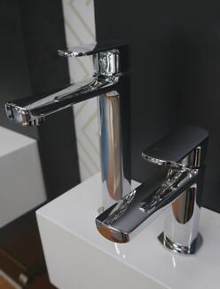New Abey Gareth Ashton Madison Avenue Bathroom Basin Mixers