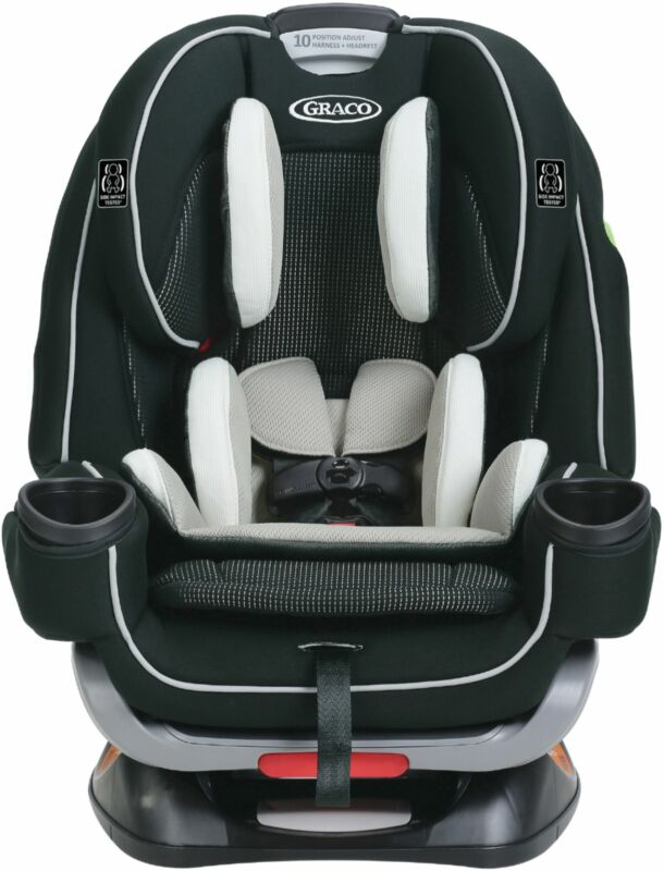 Graco - 4Ever Extend2Fit 4-in-1 Car Seat - Clove