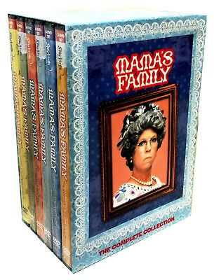 Mamas Family  The Complete Series Collection  Dvd  22 Disc Box Set