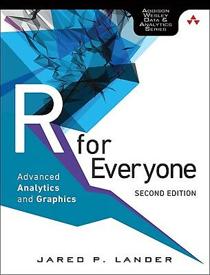 R For Everyone  Advanced Analytics And Graphics  2E By Lander