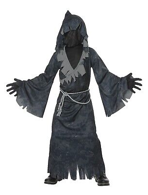 California Costumes Soul Eater Horror Child Halloween Costume Cosplay 00631