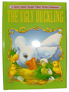 THE-UGLY-DUCKLING-A-GOOD-NIGHT-SLEEP-TIGHT-STORYTIME-BOOK-CHILDRENS-FICTION