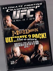 UFC - Ultimate Fighting Championship - DVD - 43 & 44.