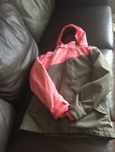 McKinley Ski Jacket Girls Large