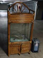 2ft fishtank with hood stand and light Auburn Auburn Area Preview