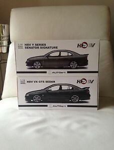 Assorted Holden 1:18 Die Cast Cars,  Auto Art, Biante, Sun Tour North Hobart Hobart City Preview