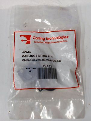 Carling Technologies 4Va62 Switch  Cmb 053 27G3n W A 05 Xg  5 Amp