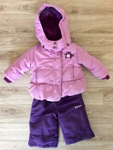 Xtrem by Gusti Girls Snow Suit, Size 12 Months