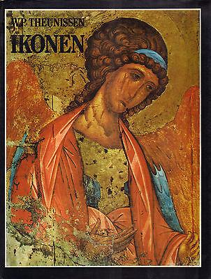 IKONEN (VENSTERS VOOR DE EEUWIGHEID) - W.P. Theunissen