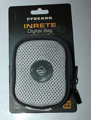 TUCANO INRETE EXTRA SMALL COMPACT CAMERA CASE - NEW Xs Compact Camera Case