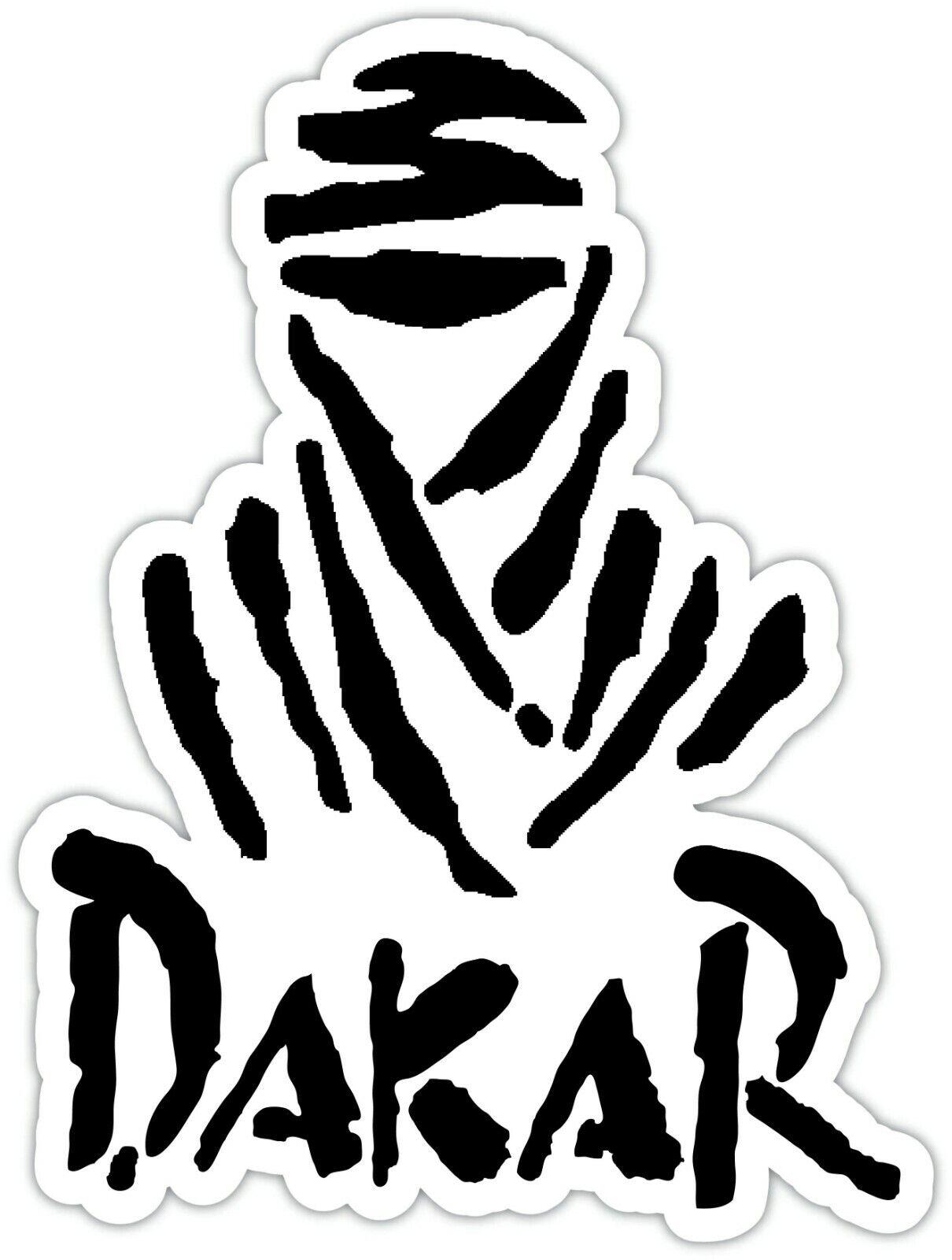 Home Decoration - Dakar Race Rally Truck Motorcycle Vinyl Sticker Decal Car Laptop Bumper