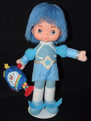 Vintage ~ Rainbow Brite ~ Doll ~ BUDDY BLUE w/ Sprite CHAMP