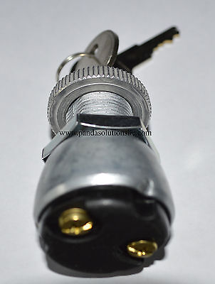 Crown Forklift Parts 370054 Ignition Switch With Key