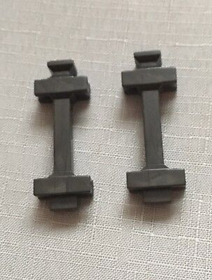 Playmobil Victorian Mansion 5300 5301 Spare Balcony Railing post Connector x 2