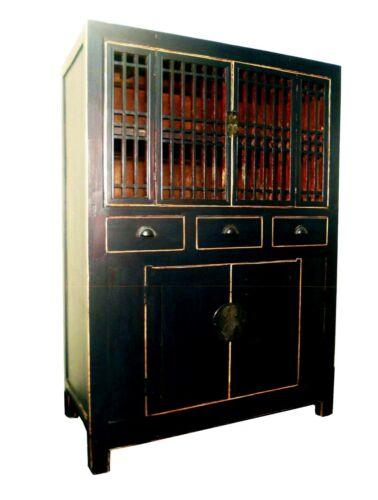 Antique Chinese Kitchen Cabinet (2916), Circa 1800-1849