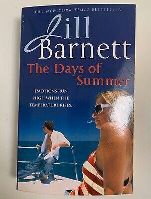 The Days of Summer by Jill Barnett (Paperback, 2007)