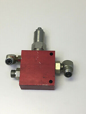 Sterling Hydraulics Asv 012742 Relief Valve