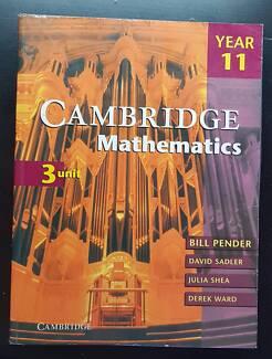 CAMBRIDGE MATHEMATICS 3 UNIT EPUB