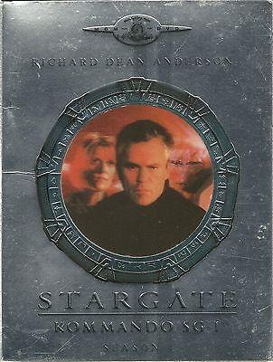 Stargate Kommando SG-1 Season 4  Hologram Deutsche Ausgabe mit Nr. Heft fehlt