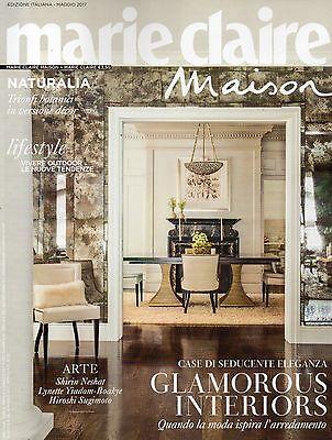 Marie Claire Maison 2017 5.Glamorous interiors