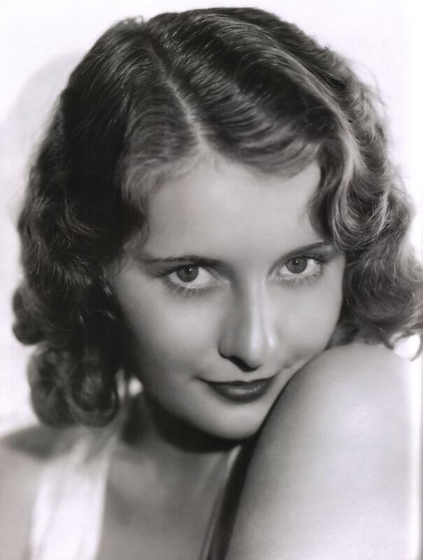 Barbara Stanwyck Lean On The Shoulder 8x10 Photo Print