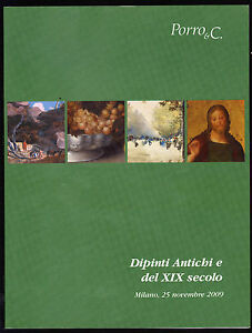 PORRO-CATALOGO-ASTA-DIPINTI-ANTICHI-E-DEL-XIX-SECOLO-MILANO-NOVEMBRE-2009