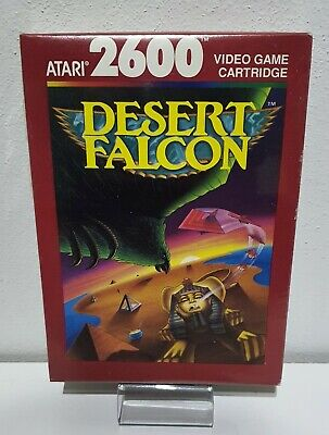 Atari Vcs 2600 or 7800 - Game: Desert Falcon New Noch Welded A7206