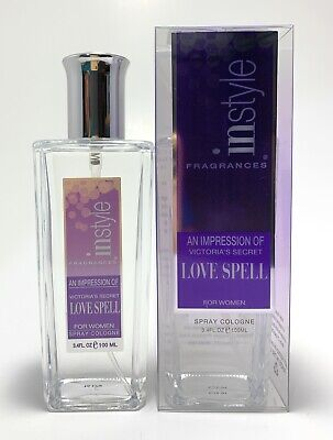 INSTYLE Fragrances - An Impression of Victoria's Secret, LOVE SPELL