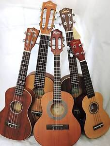 NEW!! Ukulele's From $25 ....beginners to Pro models Burwood Whitehorse Area Preview