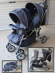 Love N Care Double Pram Pine Mountain Ipswich City Preview